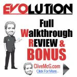 evolution walkthru