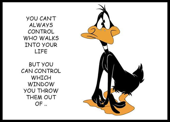 Click Magick Review and Daffy Duck