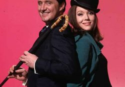 Sixties TV Shows - The Avengers