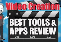 video creation software, tools and apps